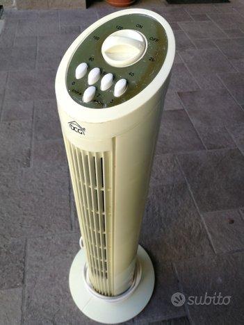 Ventilatore con timer