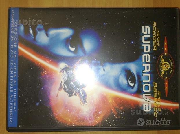 Supernova film DVD James Spader Angela Bassett