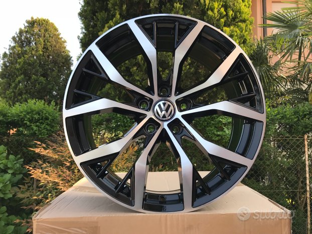 CERCHI VW mod. SANTIAGO 17 18 19 MADE IN GERMANY