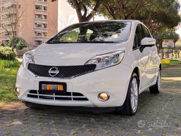Nissan note 1.2 benz 98cv automatica - 2014
