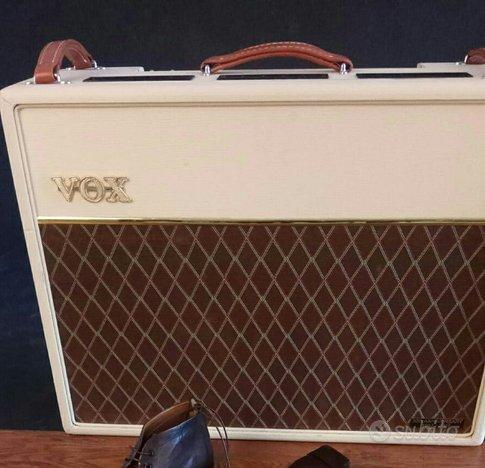 Amplificatore combo Vox ac 30 50th anniversary