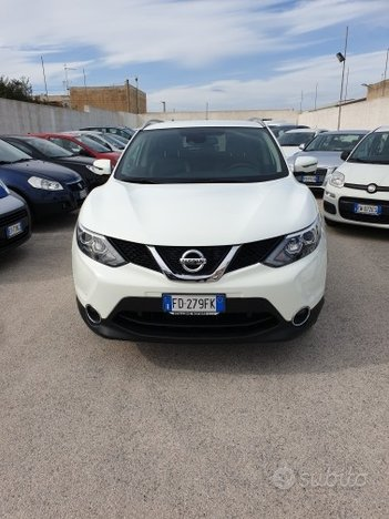 Nissan Qashqai 1.6 - 130 Cv del 2016 Full Optiona