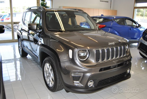 Jeep renegade km0 limited