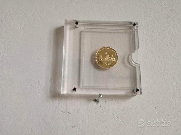 Moneta oro rara