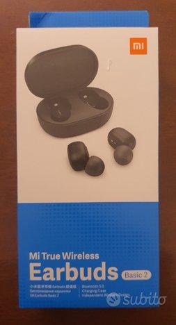Xiaomi auricolari bluetooth NUOVO CON SCONTRINO