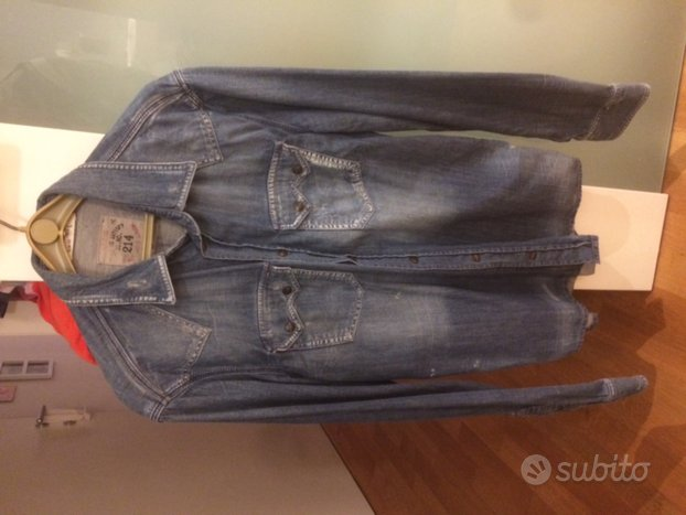 Camicia jeans PEPE Jeans LONDON TG L