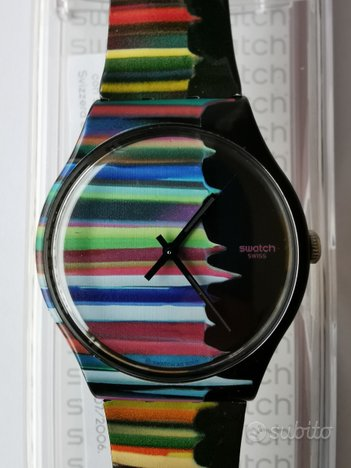 SWATCH special limited edition 2011 - SUOZ118
