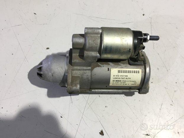 Motorino avviamento fiat 500l 1.3 multijet