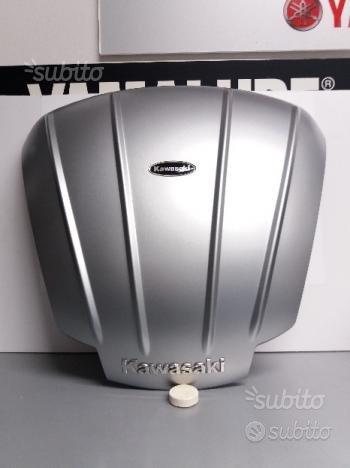 Cover baule 47L silver originale Kawasaki