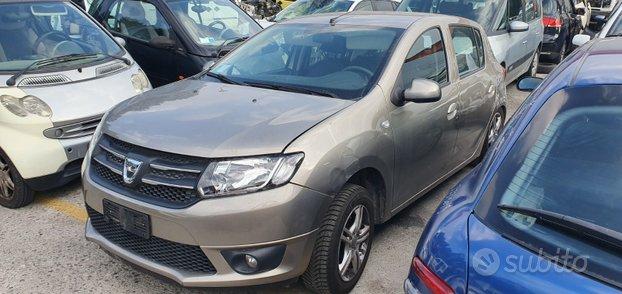 Ricambi Dacia Sandero 2014