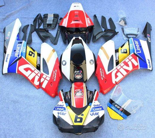 Carene abs compatibili Honda cbr 1000 RR 2004 2005