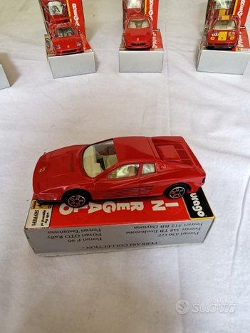 Modellini Auto Burago - Ferrari scala 1/43