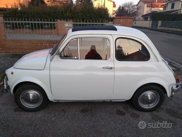 FIAT 500 L d'epoca