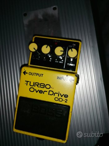 Boss OD-2 overdrive Made in Japan