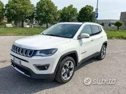 Jeep compass 2016/17 per ricambi diesel