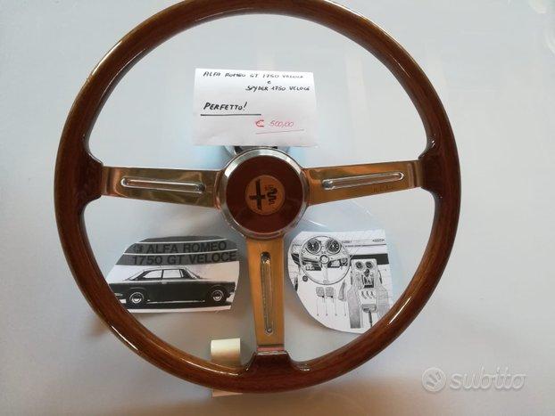 Volante Alfa Romeo GT 1750 veloce e spyder epoca
