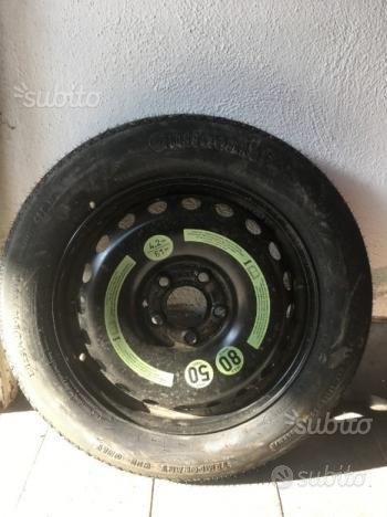 Ruotino MERCEDES Continental T125/90 R16 98M