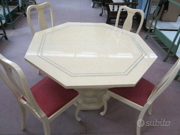 Tavolo e 4 sedie arredamento e casalinghi in vendita a for Subito it lazio arredamento e casalinghi