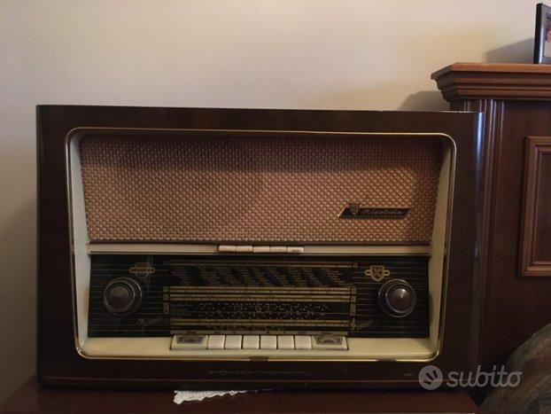 Radio d'epoca nordmende