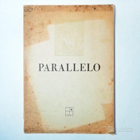 1943 - parallelo. rivista di letteratura arte