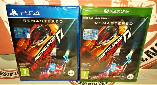 Need for Speed Hot Pursuit [Nuovo] PS4/Xbox One