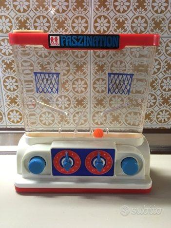 Tomy water basket anni 80