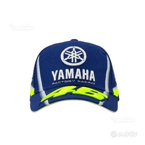 Cappellino cappello Yamaha 46 blunuovo