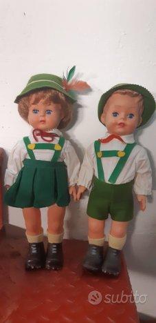 Bambole migliorati alpini