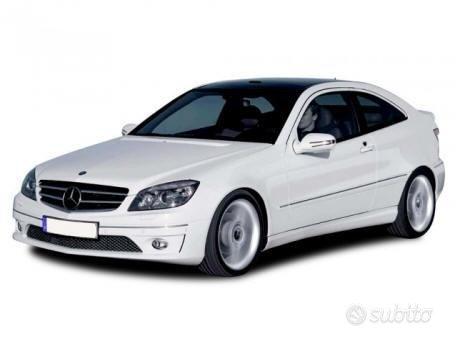 Ricambi NUOVI Mercedes CLC dal 2008 in poi