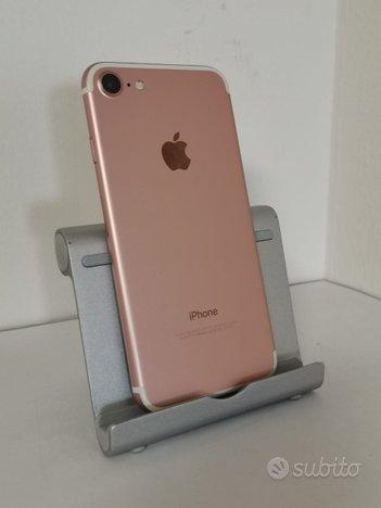 IPhone 7 32GB Rose Gold, grado A-