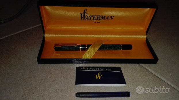 Penna stilografica Watermann