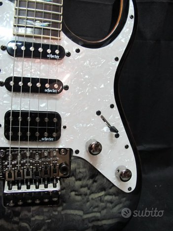 Schecter Banshee-6 FR Extreme w/ Floyd Rose Charco