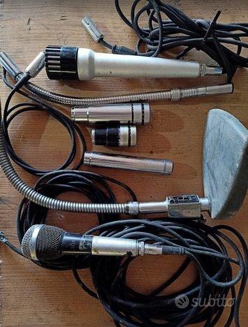 Microfoni Geloso e altri
