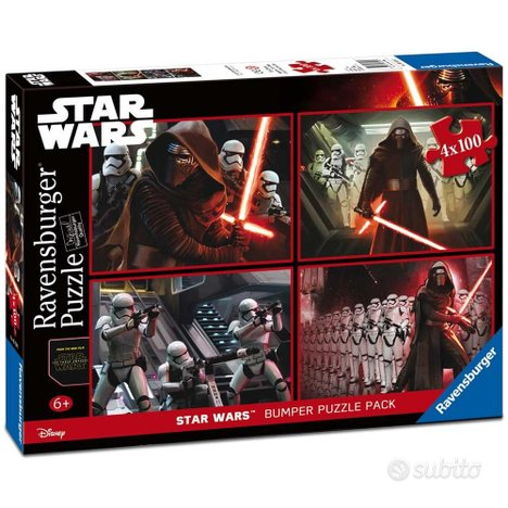 Puzzle Star Wars 400 pz nuovo