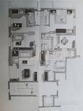Appartamento 4 piano