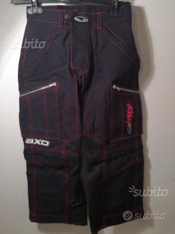 Pantaloni cross da bimbo Axo