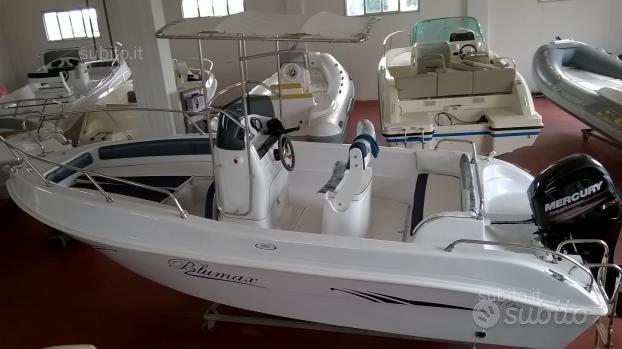 Barca nuova motore mercury f 40/70 efi pro nuovo