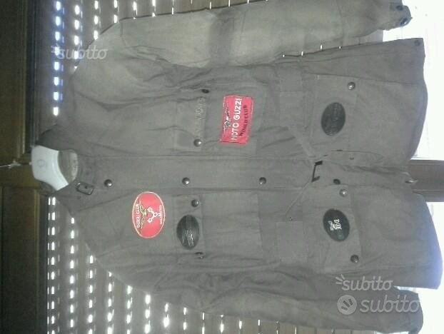Bieffe giacca vintage Moto Guzzi Belstaff