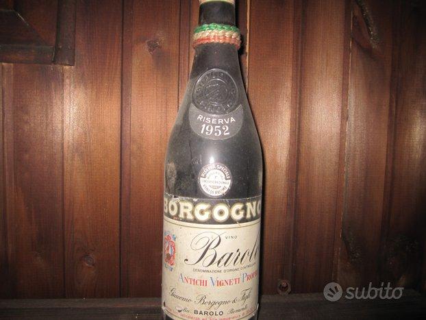 Varie annate vini Barolo