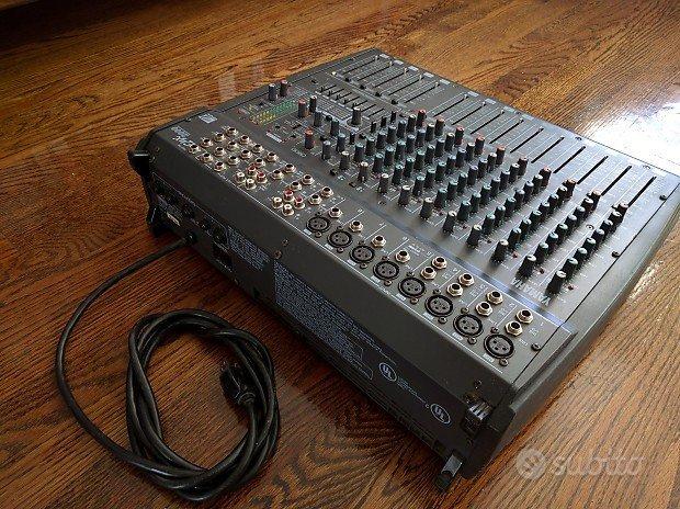Mixer Yamaha amplificato