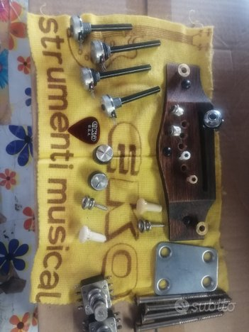 Ricambi chitarra Eko ranger vintage