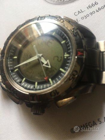 Orologio omega usato modello x33 titanio