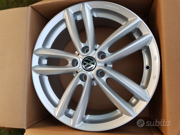 4 cerchi Nuovi 16 Volkswagen golf 5 6 7 Passat