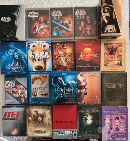 Cofanetti vari in Blu Ray