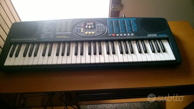 Pianola bontempi GT 959