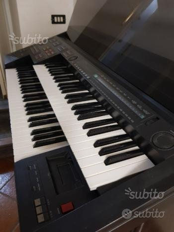 Organo Elettrico YAMAHA ELECTON HS-S