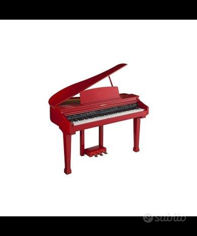 Orla grand 120 digital piano red
