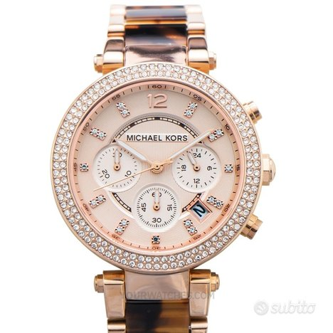 [NUOVO] Michael Kors Parker MK5538 Pink Bracelet