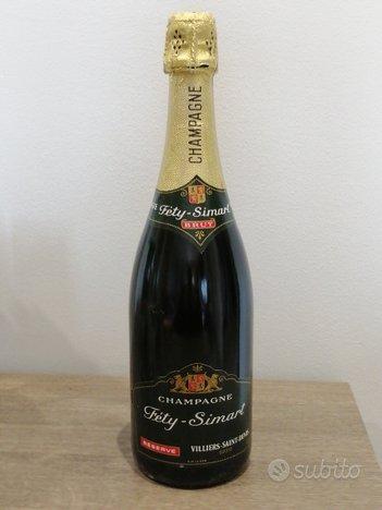 Champagne Fe'ty-Simart vintage