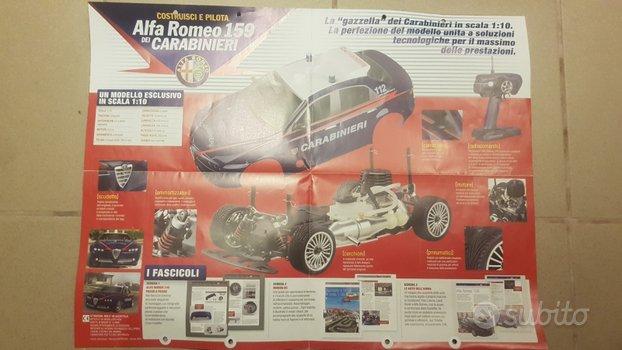 Alfa 159 motore scoppio